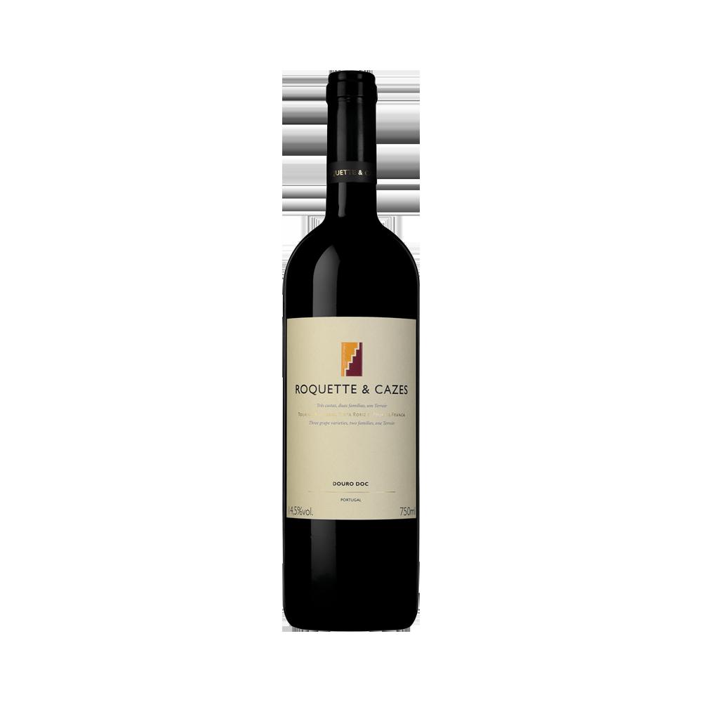 Roquette e Cazes - Rode Wijn