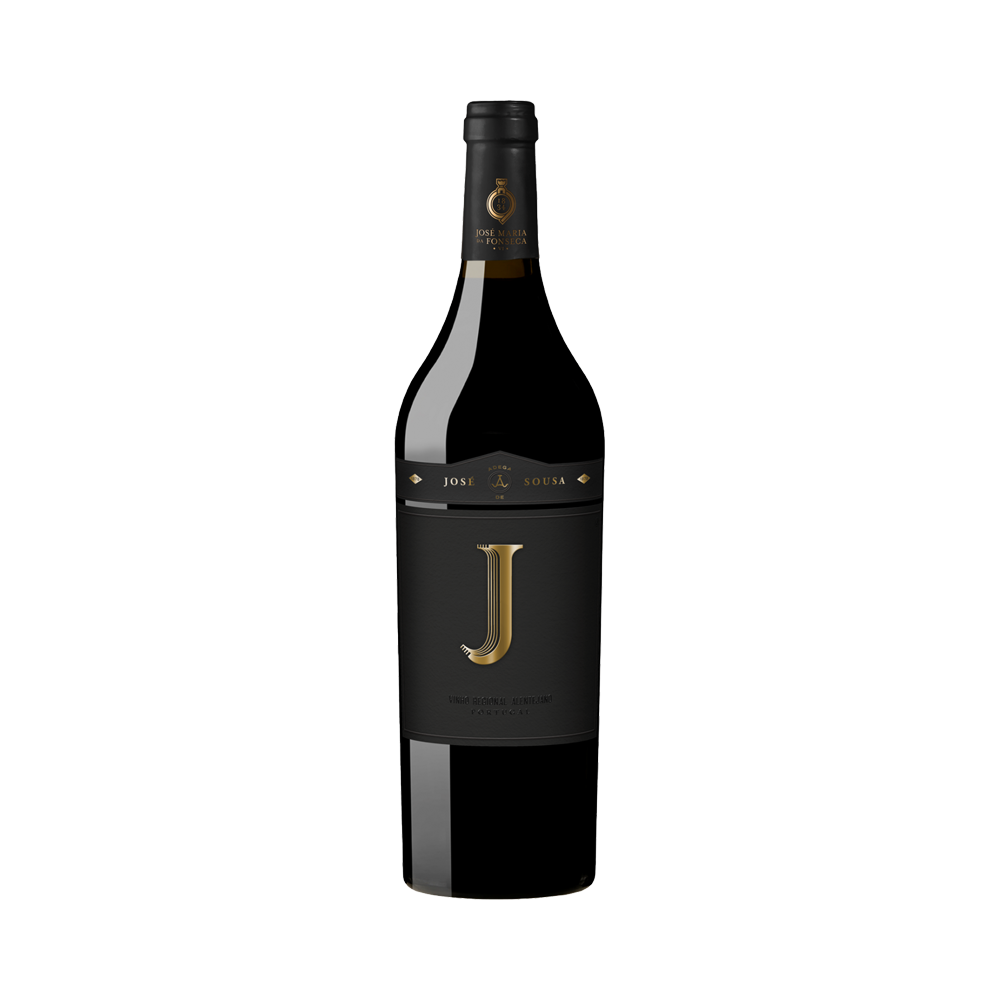 J. - Rotwein