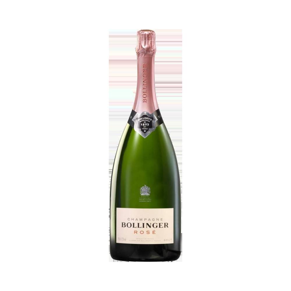 Bollinger Rosé - Vin Pétillant