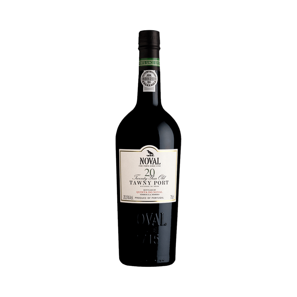 Port wine Noval Tawny 20 years - Fortified Wine