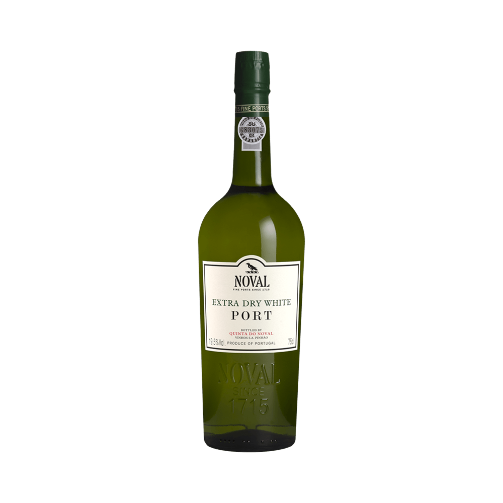 Port wine Noval extra dry white - Fortified Wine