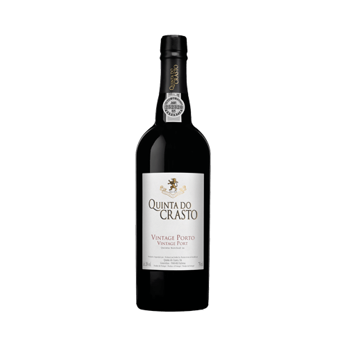 Port wine Quinta do Crasto Vintage 2016 - Fortified Wine