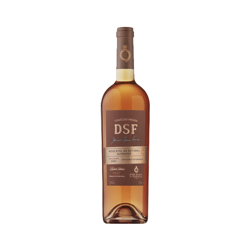 DSF Moscatel Private Collection Cognac Vin Fortifié