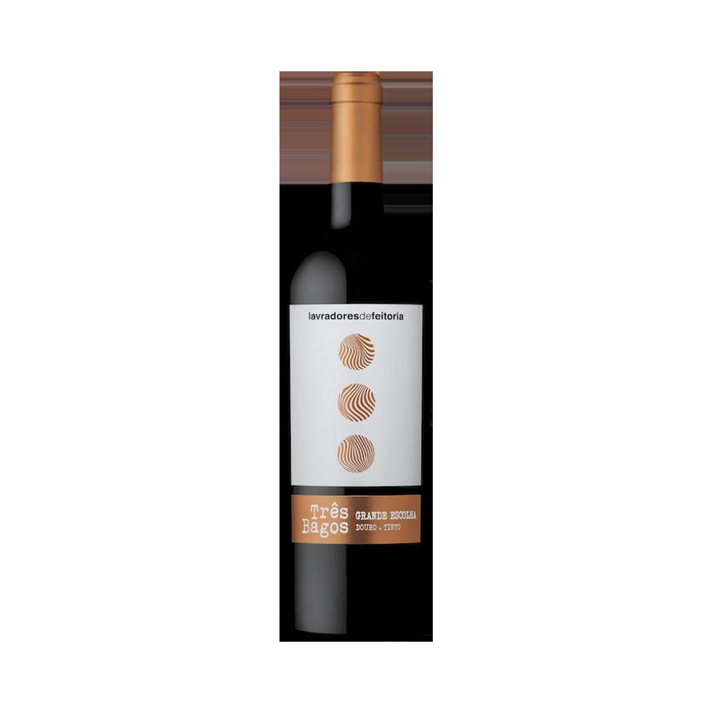 Três Bagos Grande Escolha Estágio Prolongado Vin Rouge
