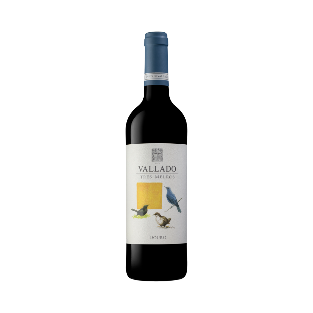 Vallado Três Melros Vin Rouge