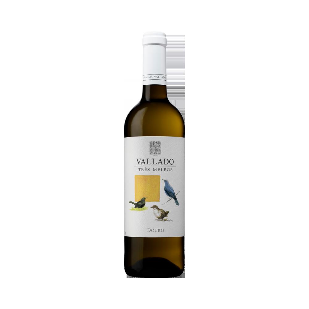 Vallado Três Melros - Weißwein