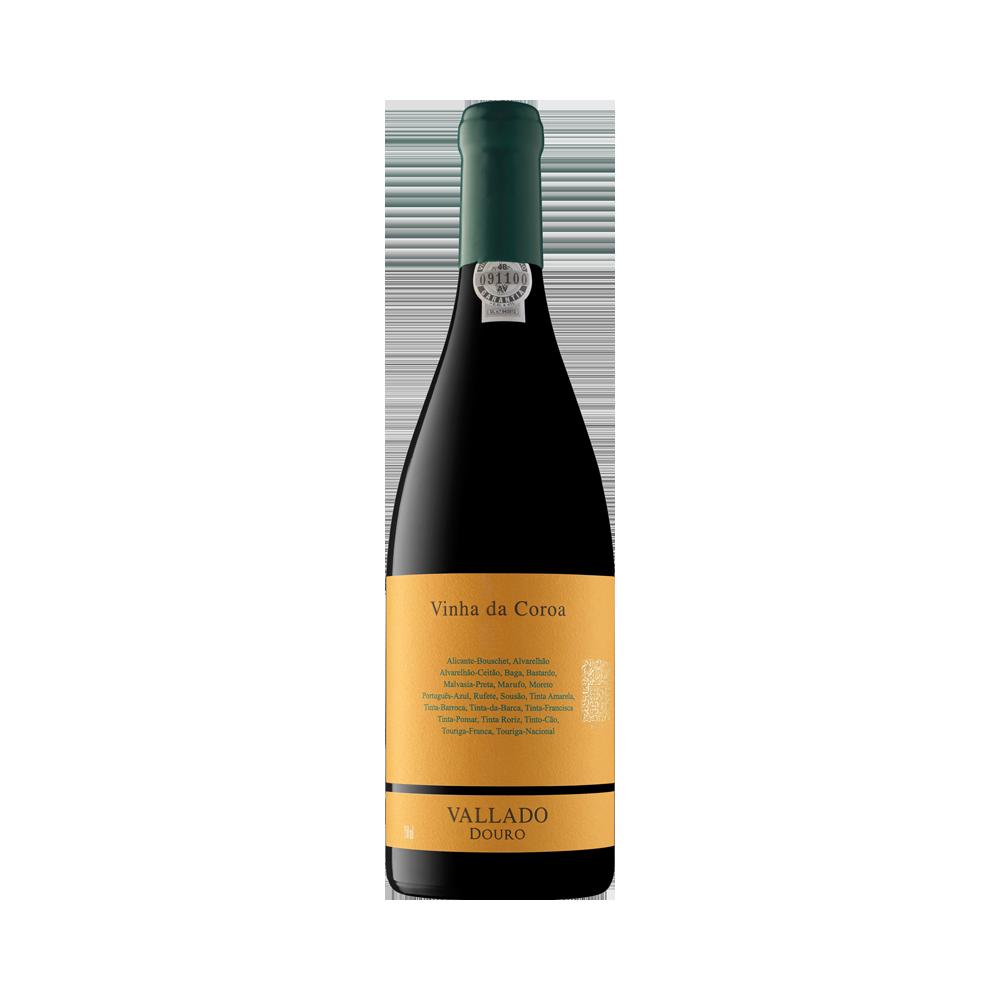 Vallado Vinha da Coroa - Rotwein