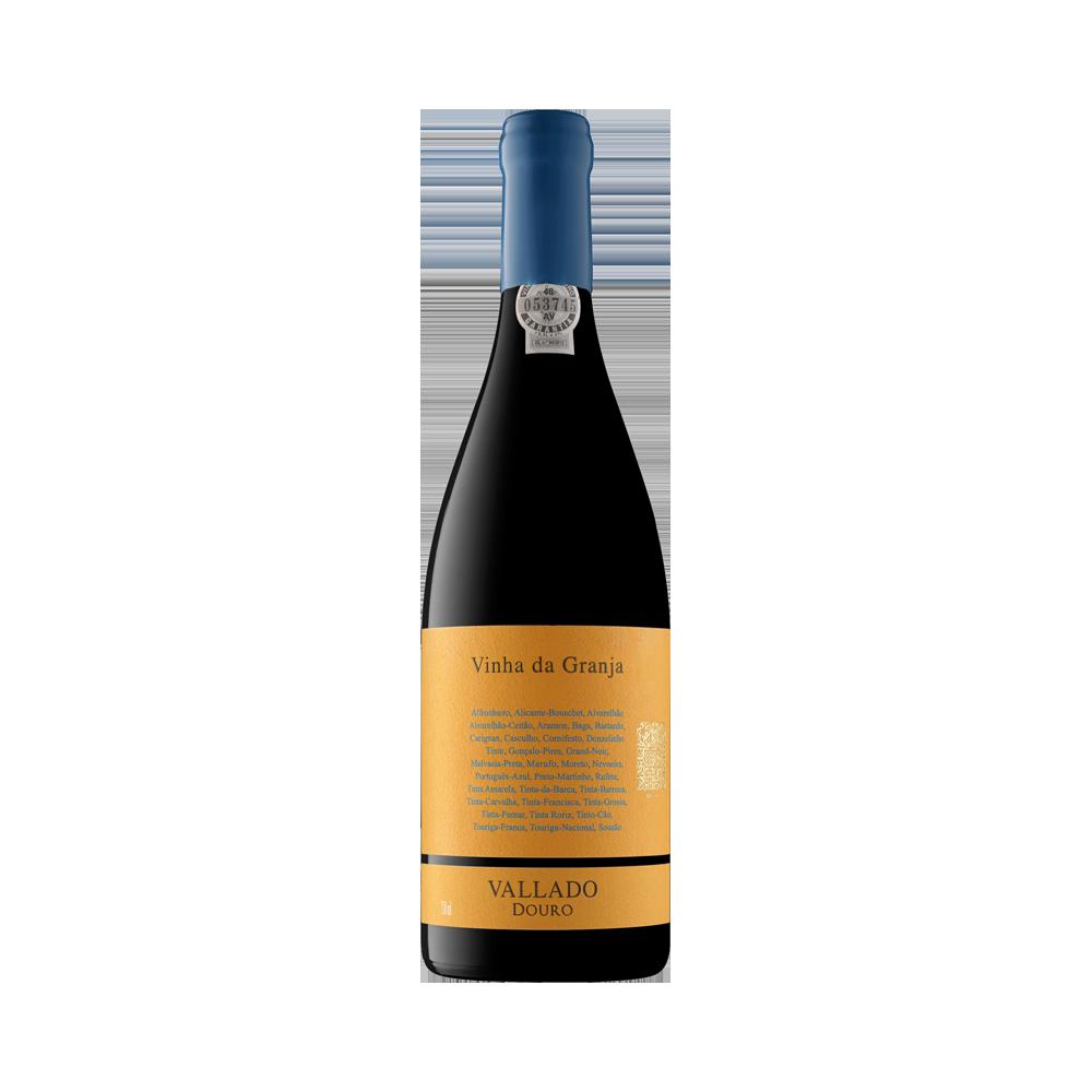 Vallado Vinha da Granja - Rotwein