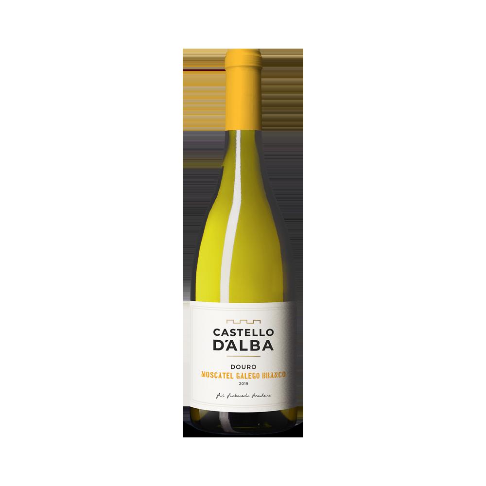 Castello dAlba Moscatel Galego - Weißwein