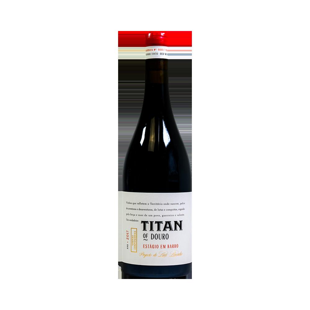 Titan of Douro Estágio em Barro Vin Rouge