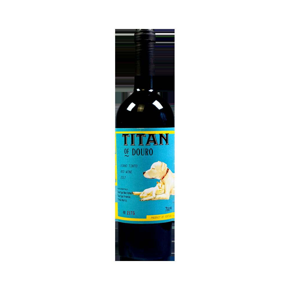 Titan of Douro Vin Rouge