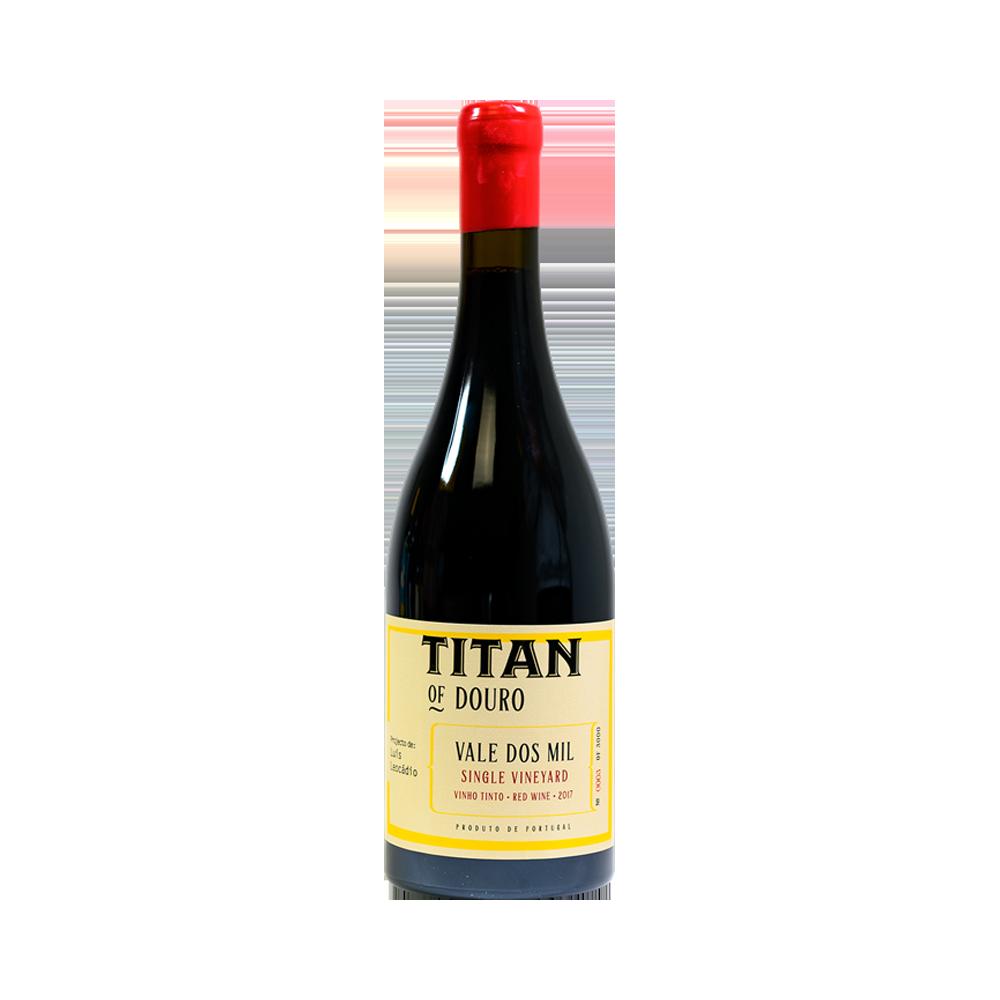 Titan of Douro Vale dos Mil Vin Rouge