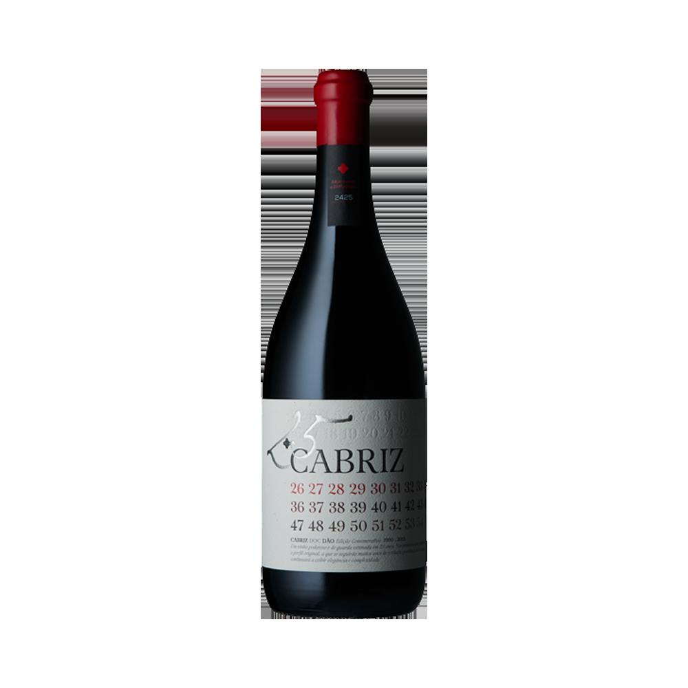 Cabriz 25 Anos - Vin Rouge