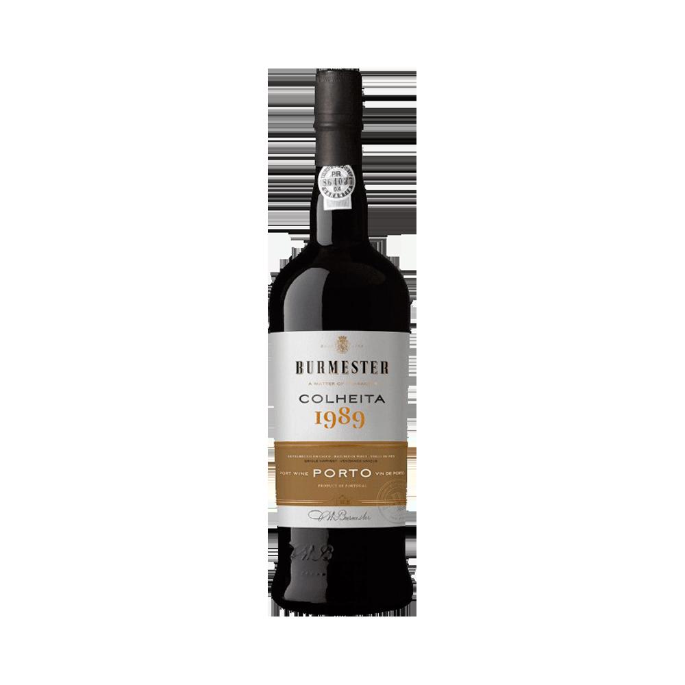 Vin de Porto Burmester Colheita 1989 Vin Fortifié