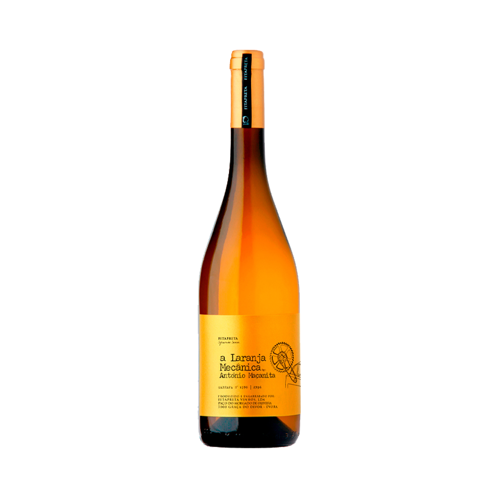 Fita Preta Laranja Mecânica - Vin Blanc