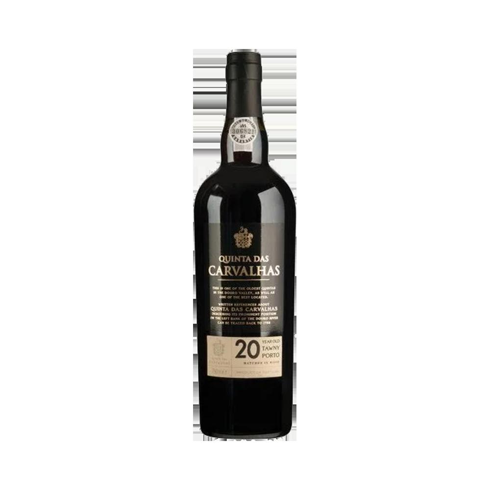 Vin de Porto Quinta das Carvalhas 20 years Vin Fortifié