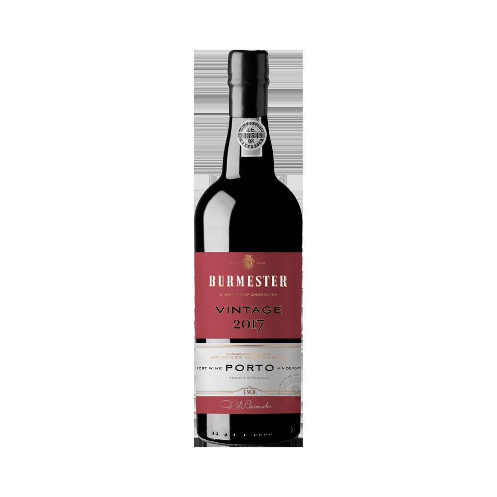 Vin de Porto Burmester Vintage 2017 Vin Fortifié