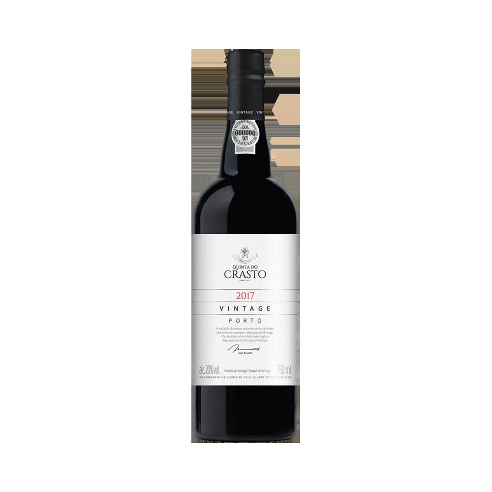 Portwein Quinta do Crasto Vintage 2017 - Dessertwein