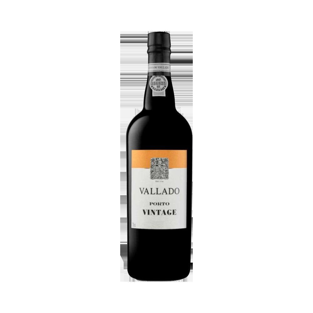 Vin de Porto Vallado Vintage 2017 - Vin Fortifié