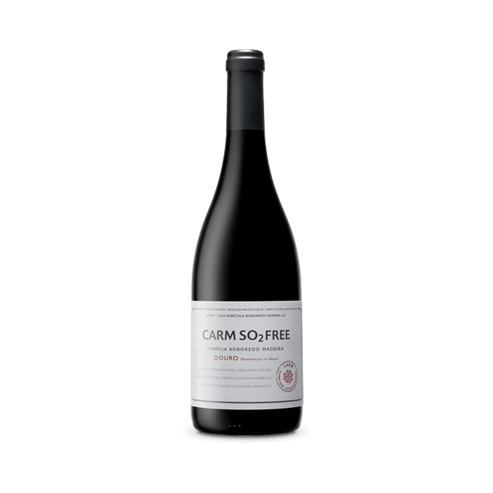 CARM So2 Free - Vin Rouge