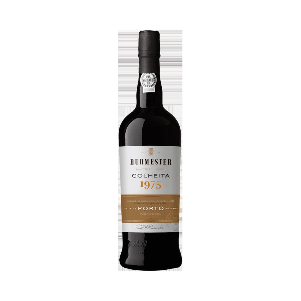 Vin de Porto Burmester Colheita 1975 Vin Fortifié