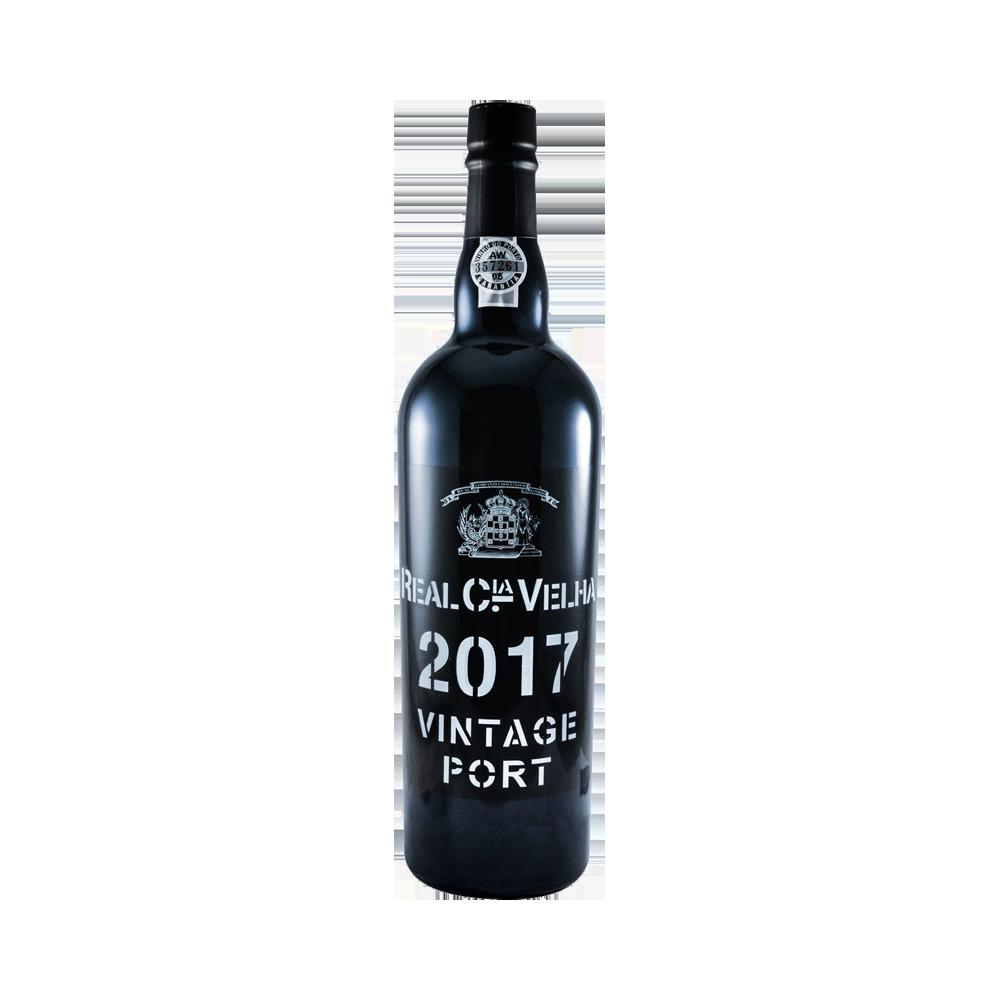 Vin de Porto Real Companhia Velha Vintage 2017 - Vin Fortifié