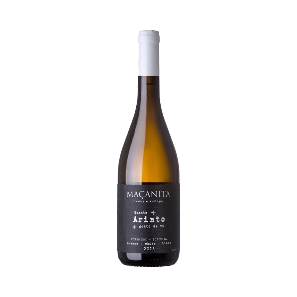 Maçanita Quanto+Arinto+Gosto de Ti - Vin Blanc