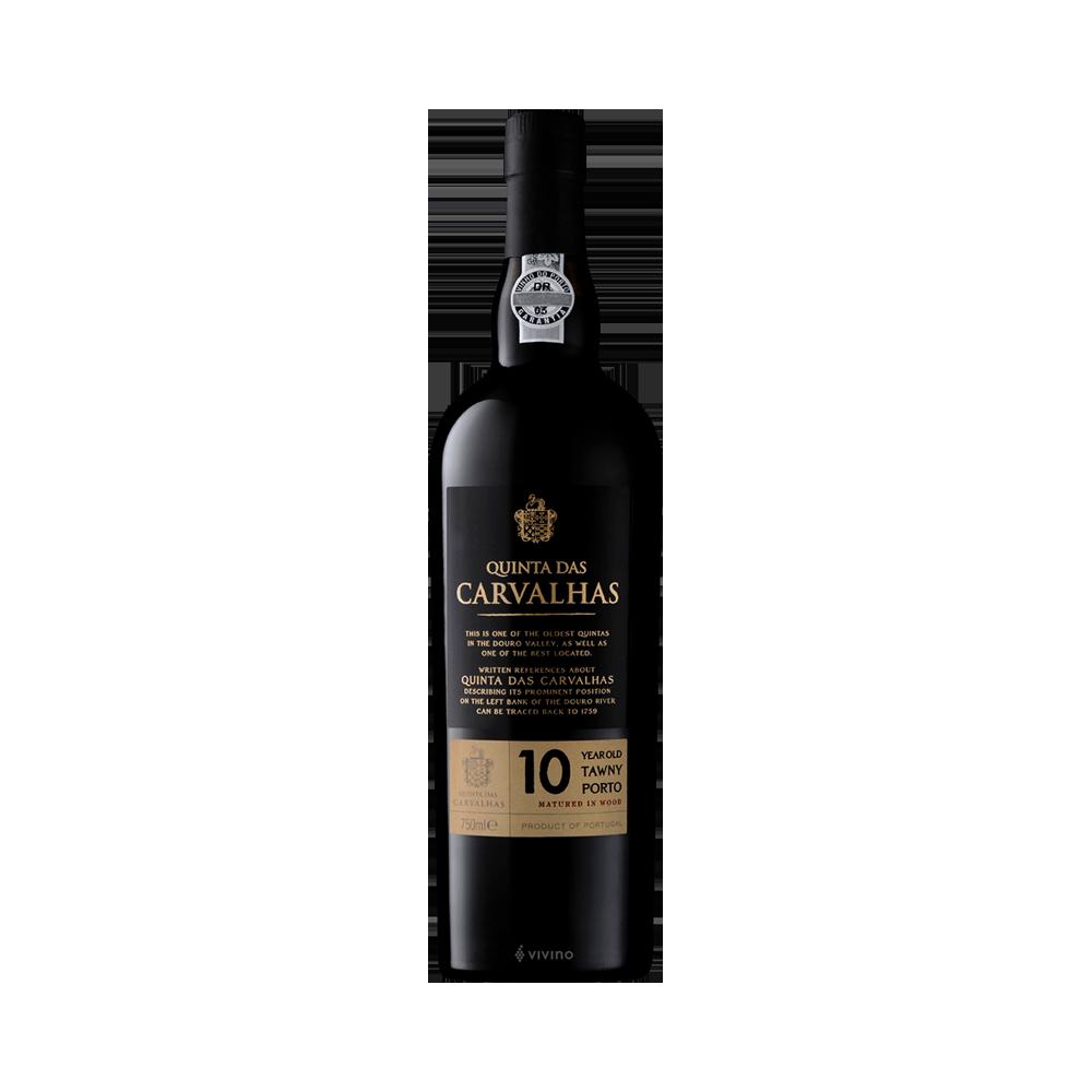 Vin de Porto Quinta das Carvalhas 10 years Vin Fortifié