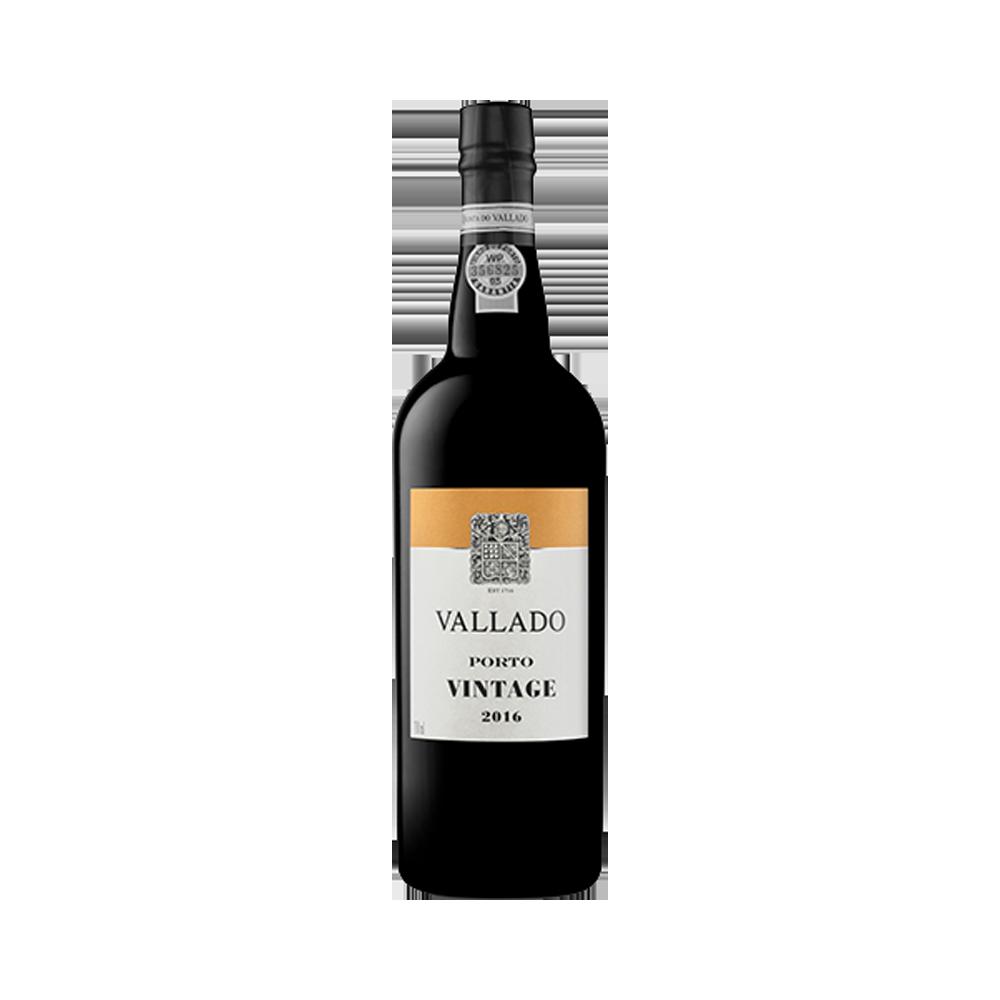 Vin de Porto Vallado Vintage 2016 - Vin Fortifié